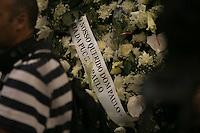 SÃO PAULO, SP, 16.12.2016 - MORTE-ARCEBISPO - Cerimonial de sepultamento do corpo de Dom Paulo Evaristo Arns, arcebispo emérito da Arquidiocese de São Paulo, na Catedral da Sé, centro da capital paulista. Dom Paulo será sepultado na cripta da catedral nesta sexta-feira, 16. (Foto: Ciça Neder/Brazil Photo Press)