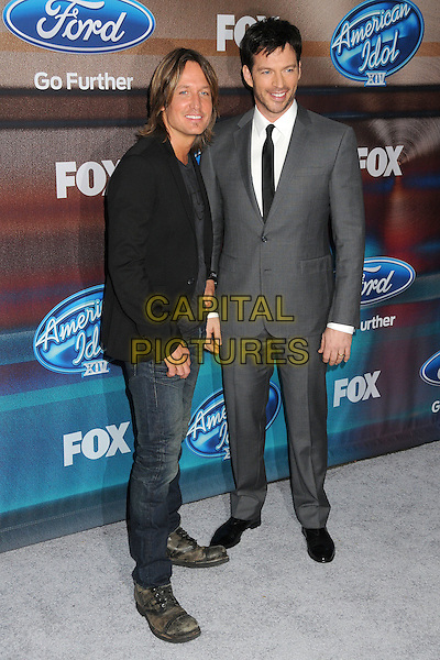 11 March 2015 - West Hollywood, California - Keith Urban, Harry Connick Jr.. American Idol Season 14 Finalists Party held at The District. <br /> CAP/ADM/BP<br /> &copy;BP/ADM/Capital Pictures