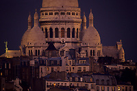 Europe/France/Ile-de-France/Paris : Le Sacré Coeur