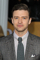 LOS ANGELES, CA - JANUARY 27: Justin Timberlake at The 19th Annual Screen Actors Guild Awards at the Los Angeles Shrine Exposition Center in Los Angeles, California. January 27, 2013. Credit: mpi27/MediaPunch Inc.