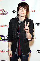 PHILADELPHIA, PA - DECEMBER 5 :  The Ready Set pictured on the red carpet at Q 102's Jingle Ball 2012 presented by Xfinity at the Wells Fargo Center in Philadelphia, Pa on December 5, 2012  © Star Shooter / MediaPunch Inc /NortePhoto©