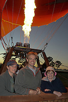 20120407 April 07 Hot Air Balloon Gold Coast