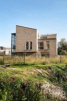 """the """"Vlabo De Kloostertuin"""" housing estate project in Opwijk (Belgium, 22/09/2010)"""