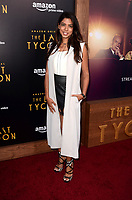 "LOS ANGELES - July 27:  Aliya Jasmine Sovani at ""The Last Tycoon"" Premiere at the Harmony Gold Theater on July 27, 2017 in Los Angeles, CA"