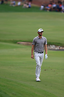 Thomas Pieters (BEL) on the 18th fairway during the 3rd round of the DP World Tour Championship, Jumeirah Golf Estates, Dubai, United Arab Emirates. 17/11/2018<br /> Picture: Golffile | Fran Caffrey<br /> <br /> <br /> All photo usage must carry mandatory copyright credit (© Golffile | Fran Caffrey)