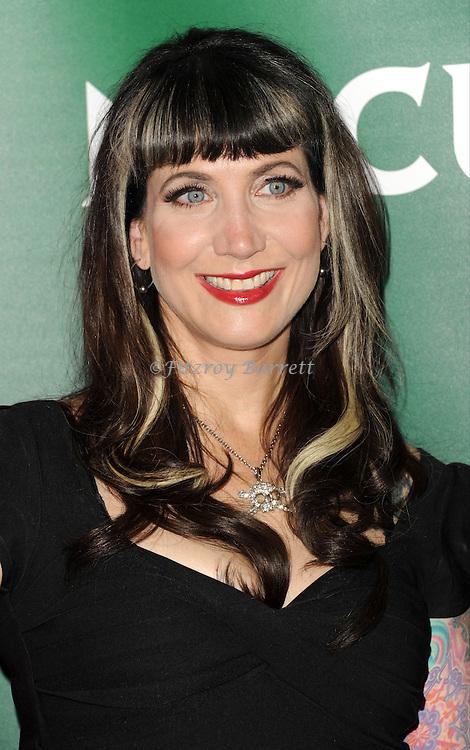 "Hannah Aitchison at the ""NBC Summer Press Day 2013"" held at The Langham  Huntington Hotel and Spa in Pasadena, CA. April 22, 2013."