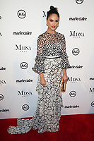 WEST HOLLYWOOD, CA - JANUARY 11: Eiza Gonzalez at Marie Claire's Third Annual Image Makers Awards at Delilah LA in West Hollywood, California on January 11, 2018. Credit: Faye Sadou/MediaPunch