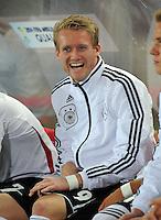 Fussball International  WM Qualifikation 2014   11.09.2012 Oesterreich - Deutschland Andre Schuerrle (Deutschland)