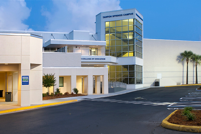 Saint Petersburg College, Tarpon Springs Campus