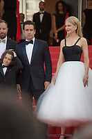 Nicole Kidman, Colin Farrell &amp; Sunny Suljic at the premiere for &quot;The Killing of a Sacred Deer&quot; at the 70th Festival de Cannes, Cannes, France. 22 May 2017<br /> Picture: Paul Smith/Featureflash/SilverHub 0208 004 5359 sales@silverhubmedia.com