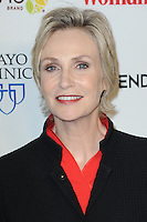 www.acepixs.com<br /> February 7, 2017  New York City<br /> <br /> Jane Lynch attending the 14th annual Woman's Day Red Dress Awards at Jazz at Lincoln Center on February 7, 2017 in New York City.<br /> <br /> Credit: Kristin Callahan/ACE Pictures<br /> <br /> <br /> Tel: 646 769 0430<br /> Email: info@acepixs.com