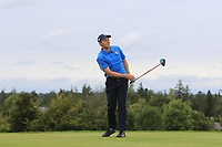 Stefano Mazzoli of Team Italy on the 6th tee during Round 4 of the WATC 2018 - Eisenhower Trophy at Carton House, Maynooth, Co. Kildare on Saturday 8th September 2018.<br /> Picture:  Thos Caffrey / www.golffile.ie<br /> <br /> All photo usage must carry mandatory copyright credit (&copy; Golffile | Thos Caffrey)