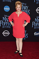 LOS ANGELES, CA - NOVEMBER 29: Caroline Rhea attends the Premiere Of Disney's 'Mary Poppins Returns' at El Capitan Theatre on November 29, 2018 in Los Angeles, California.<br /> CAP/ROT/TM<br /> &copy;TM/ROT/Capital Pictures