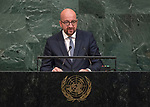 72 General Debate &ndash; 22 September <br /> <br /> His Excellency Charles Michel, Prime Minister of the Kingdom of Belgium