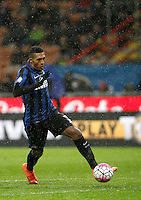 Calcio, Coppa Italia: semifinale di ritorno Inter vs Juventus. Milano, stadio San Siro, 2 marzo 2016. <br /> FC Inter&rsquo;s Juan Jesus in action during the Italian Cup second leg semifinal football match between Inter and Juventus at Milan's San Siro stadium, 2 March 2016.<br /> UPDATE IMAGES PRESS/Isabella Bonotto