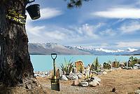 Lake Pukaki<br /> Photo by Masanori Udagawa<br /> www.photowellington.com
