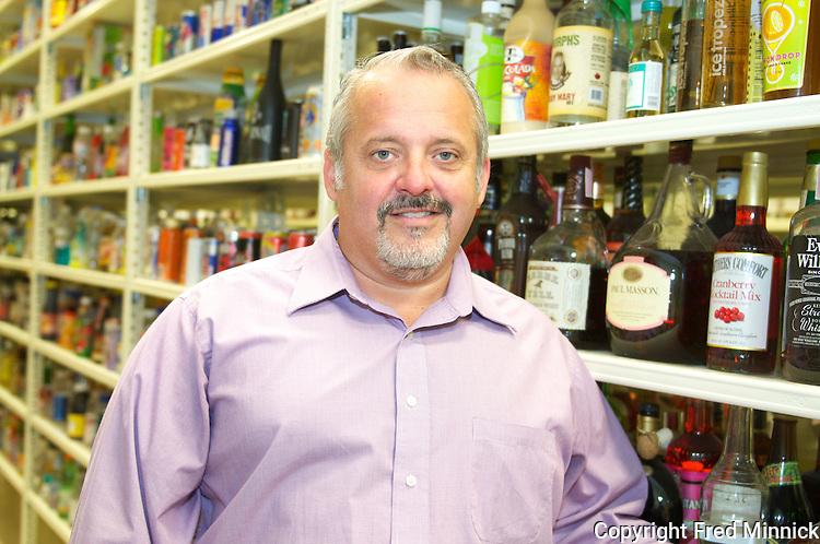 David Dafoe is the founder of the Flavorman beverage development company.