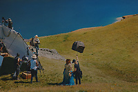 A Wrinkle in Time (2018) <br /> Behind the scenes photo of Reese Witherspoon<br /> *Filmstill - Editorial Use Only*<br /> CAP/MFS<br /> Image supplied by Capital Pictures