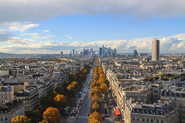 View from the Eiffel Tower, Paris, France, .  John offers private photo tours in Denver, Boulder and throughout Colorado, USA.  Year-round. .  John offers private photo tours in Denver, Boulder and throughout Colorado. Year-round.