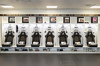 Swansea City changing room during the Sky Bet Championship match between Swansea City and Millwall at the Liberty Stadium in Swansea, Wales, UK. Saturday 23rd November 2019