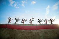 CX Chain Gang<br /> <br /> Jaarmarktcross Niel 2014