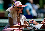 ELMONT, NY - JUNE 09: Scenes from Belmont Stakes Day at Belmont Park on June 9, 2018 in Elmont, New York. (Photo by Eric Patterson/Eclipse Sportswire/Getty Images)