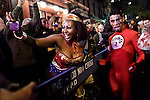 New York annual Halloween parade 2013