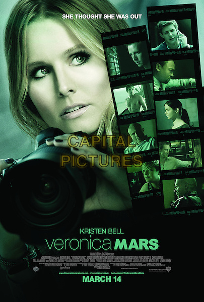 POSTER ART<br /> in Veronica Mars (2014) <br /> *Filmstill - Editorial Use Only*<br /> CAP/NFS<br /> Image supplied by Capital Pictures