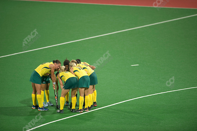 Women's Field Hockey, China vs. South Africa, Summer Olympics, Beijing, China, August 12, 2008