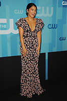 www.acepixs.com<br /> May 18, 2017 New York City<br /> <br /> Gina Rodriguez attending arrivals for CW Upfront Presentation in New York City on May 18, 2017.<br /> <br /> Credit: Kristin Callahan/ACE Pictures<br /> <br /> <br /> Tel: 646 769 0430<br /> Email: info@acepixs.com
