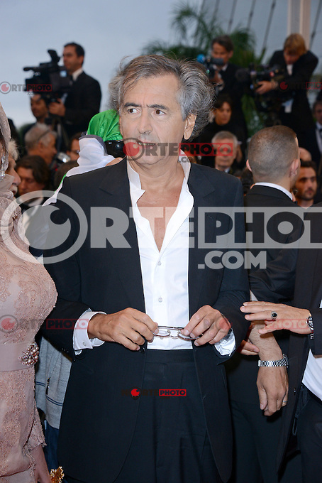 "Bernard-Henri Levy attending the ""Cosmopolis"" Premiere during the 65th annual International Cannes Film Festival in Cannes, France, 25.05.2012...Credit: Timm/face to face /MediaPunch Inc. ***FOR USA ONLY***"