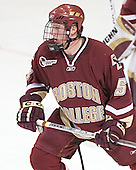 Tim Filangieri - The Boston College Eagles defeated the Boston University Terriers 5-0 in the Northeast Regional Final on March 25, 2006 at the DCU Center in Worcester, MA.  The win advanced Boston College to the Frozen Four.