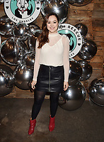 LOS ANGELES, CA - NOVEMBER 06: Hayley Orrantia attends Love Leo Rescue's 2nd Annual Cocktails for a Cause at Rolling Greens Los Angeles on November 06, 2019 in Los Angeles, California.<br /> CAP/ROT/TM<br /> ©TM/ROT/Capital Pictures