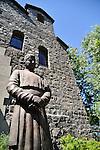 Iglesia del Cerro San Cristóbal / Santiago de Chile (Chile).