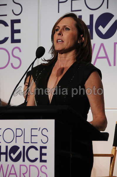 15 November 2016 - Beverly Hills, California - Molly Shannon. 2017 People's Choice Awards Announcements held at The Paley Center for Media. Photo Credit: Birdie Thompson/AdMedia