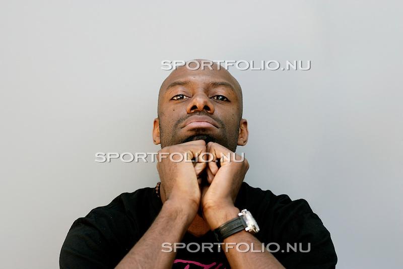 Nederland, Rotterdam, 22 mei 2009 .Francisco Elson, basketballer NBA