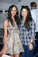 """WEST HOLLYWOOD - JUN 15: Erin Ziering, Renee  Herlocker at the """"At Home with the Zierings"""" Blog Launch Party at Au Fudge on June 15, 2016 in West Hollywood, California"""