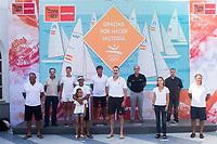 King of Spain Felipe VI in the nautical club