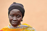 A woman in the Kaya Refugee Camp in Maban County, South Sudan. Kaya is one of four camps in Maban County that together shelter more than 130,000 refugees from the Blue Nile region of Sudan. Misean Cara provides support for the work of Jesuit Refugee Service in Maban.