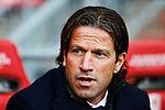 Nederland, Enschede, 18 oktober 2015<br /> Eredivisie<br /> Seizoen 2015-2016<br /> FC Twente-N.E.C.<br /> Ernest Faber, trainer-coach van N.E.C.