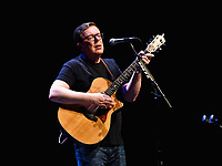21 September 2018 - Hamilton, Ontario, Canada.  Craig Reid of Scottish folk/rock duo The Proclaimers performs on stage during their Canadian Tour at the FirstOntario Concert Hall.   <br /> CAP/ADM/BPC<br /> ©BPC/ADM/Capital Pictures