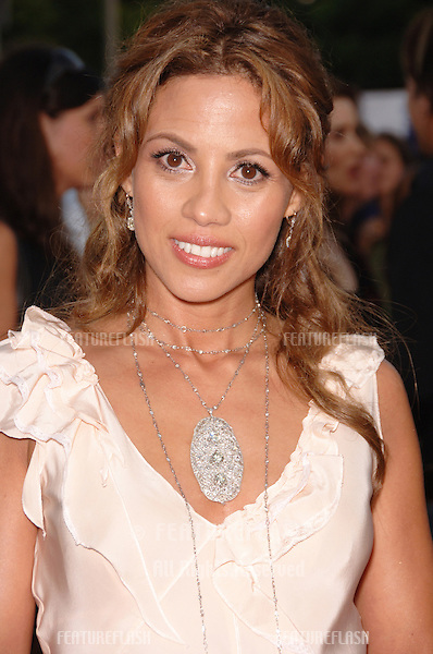 "Actress ELIZABETH RODRIGUEZ at the world premiere, in Los Angeles, of her new movie ""Miami Vice."".July 20, 2006  Los Angeles, CA.© 2006 Paul Smith / Featureflash"