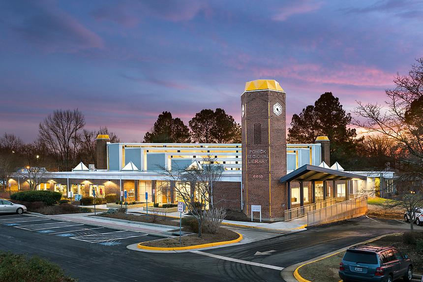 Phhick Library, Fairfax VA