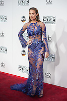 LOS ANGELES, CA. November 20, 2016: Model Hannah Davis at the 2016 American Music Awards at the Microsoft Theatre, LA Live.<br /> Picture: Paul Smith/Featureflash/SilverHub 0208 004 5359/ 07711 972644 Editors@silverhubmedia.com