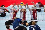 20151006 Sitzvolleyball, Europameisterschaft, Vorrunde, Deutschland vs. Russland