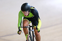 competes in the U15 Girls 500m Time Trial at the Age Group Track National Championships, Avantidrome, Home of Cycling, Cambridge, New Zealand, Wednesday, March 15, 2017. Mandatory Credit: © Dianne Manson/CyclingNZ  **NO ARCHIVING**