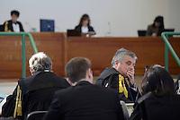 Roma, 19 Novembre 2015<br /> Paolo Ielo, pubblico ministero.<br /> Aula bunker di Rebibbia<br /> Terza udienza del processo Mafia Capitale,