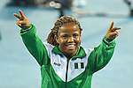 Lauritta Onye (NGR), <br /> SEPTEMBER 11, 2016 - Athletics : <br /> Women's Shop Put F40 Final <br /> at Olympic Stadium<br /> during the Rio 2016 Paralympic Games in Rio de Janeiro, Brazil.<br /> (Photo by AFLO SPORT)