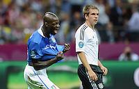 Fussball EURO 2012 Halbfinale: Deutschland - Italien