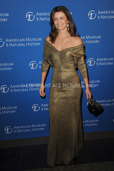 WWW.ACEPIXS.COM <br /> November 21, 2013 New York City<br /> <br /> Paulina Porizkova attending the American Museum of Natural History's 2013 Museum Gala at American Museum of Natural History on November 21, 2013 in New York City.<br /> <br /> Please byline: Kristin Callahan  <br /> <br /> ACEPIXS.COM<br /> Ace Pictures, Inc<br /> tel: (212) 243 8787 or (646) 769 0430<br /> e-mail: info@acepixs.com<br /> web: http://www.acepixs.com